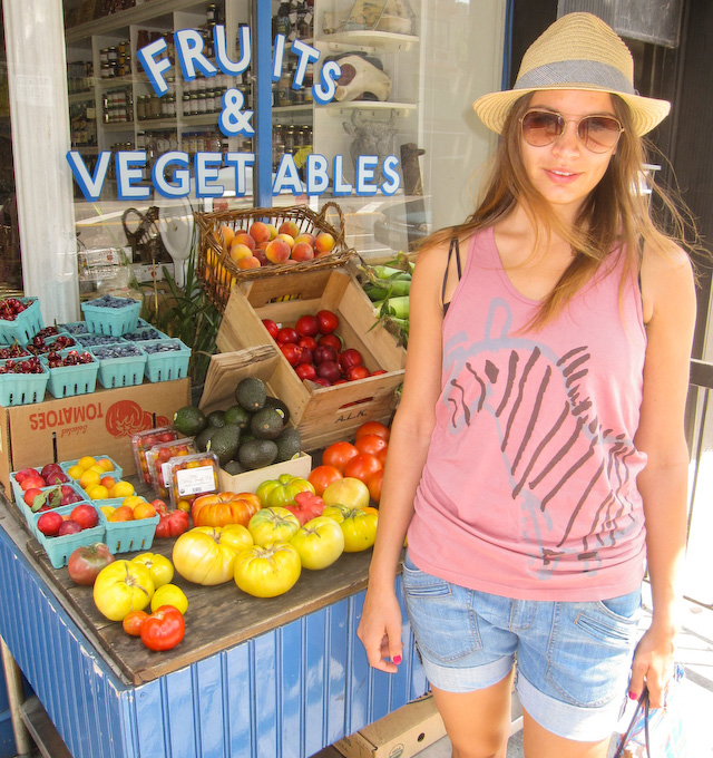 Johanna Björk: 100718: Fruits & Vegetables