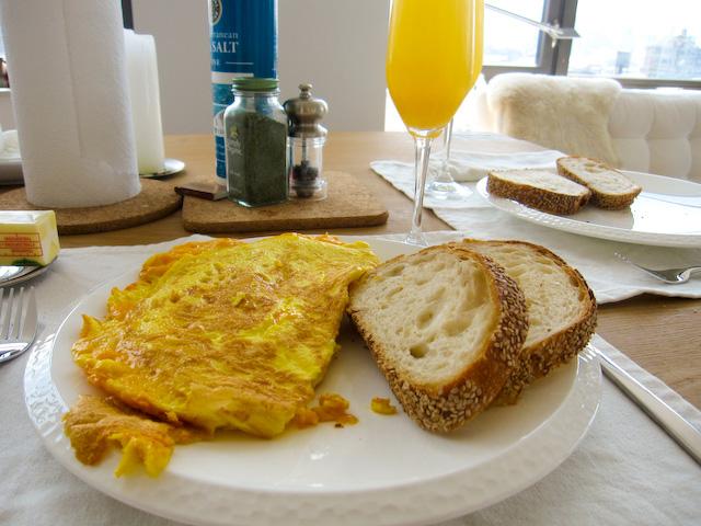 Johanna Björk: 100718: Weekend Morning Ritual
