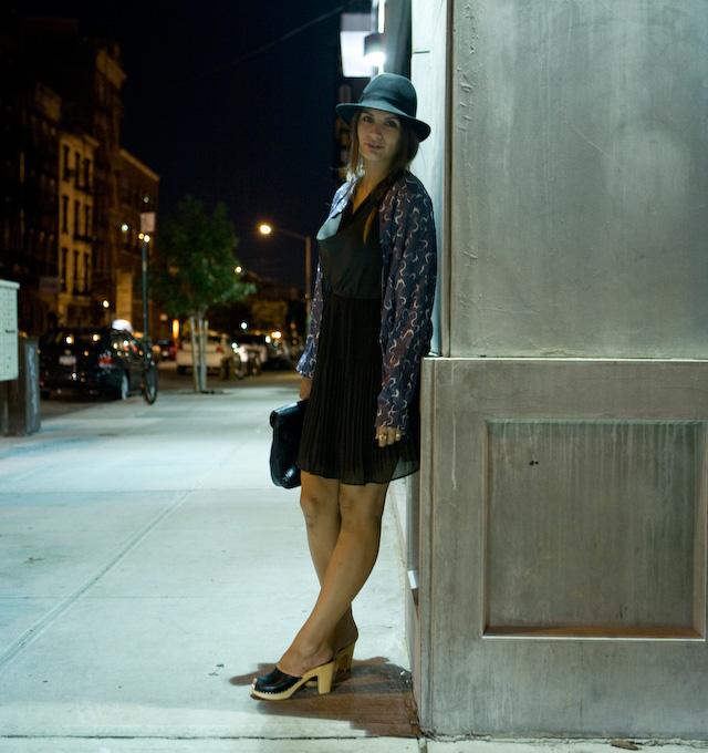 Johanna Björk: 100908: Old Hat