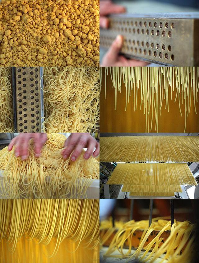 Concrete Flower: 101102: Einkorn Pasta