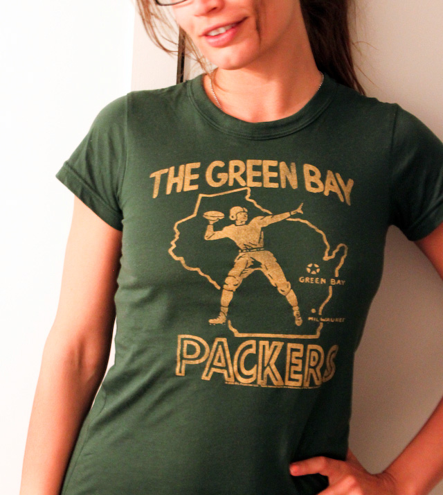 Concrete Flower: 110206: The Green Bay Packers