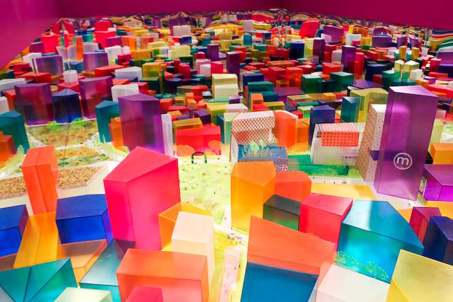 Concrete Flower: 110516: Festival of Ideas